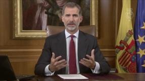 Mensaje integro del Rey Felipe VI sobre Cataluña - 3 de Octubre de 2017 https://www.youtube.com/watch?v=7En95yJecj4