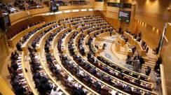 Comisión del Senado que aprobó el Articulo 155 de la C.-Dicha comisión estuvo formada por 27 senadores y estará presidida por el presidente del Senado, Pío García-Escudero. 15 de ellos serán del Partido Popular, seis del PSOE-PSC https://www.elconfidencial.com/espana/cataluna/2017-10-23/independencia-cataluna-27senadores-comision-articulo155_1465138/