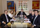 ACUERDO PATRONAL; CEOE Y CEPYME Y-SINDICAL; MARIANO RAJOY Y MINISTRA FÁTIMA BÁÑEZ