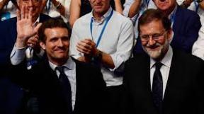 PABLO CASADO BLANCO ELEGIDO NUEVO PRESIDENTE DEL PARTIDO POPULAR SUCEDIÉNDO ASI A MARIANO RAJOY.- 19 CONGRESO DEL PP, MADRID 20 Y 21 DE JULIO DE 2018 www.google.es